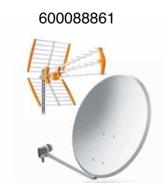 Antenista antena parabolica