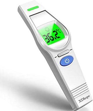 termómetro sin contacto a estrenar