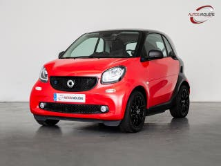 Smart ForTwo Coupe EQ 60 kW (82 CV)