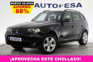 BMW X3 3.0d 5p 204cv AUTO