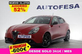 Alfa Romeo Giulietta 1.7 TBi 240cv Quadrifoglio 5p