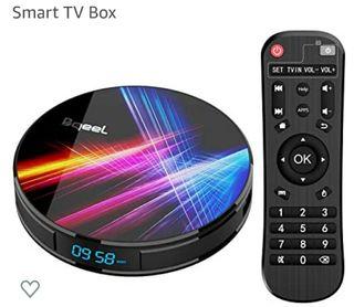 Smart TV box 4 GB de RAM y 128 de ROM