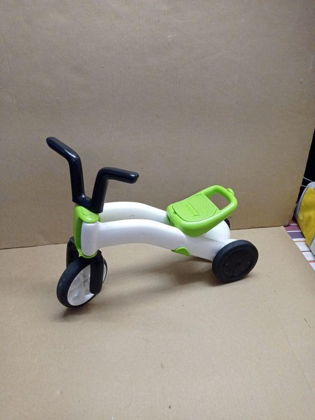 Moto andador para niños