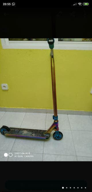 Patinete scooter profesional