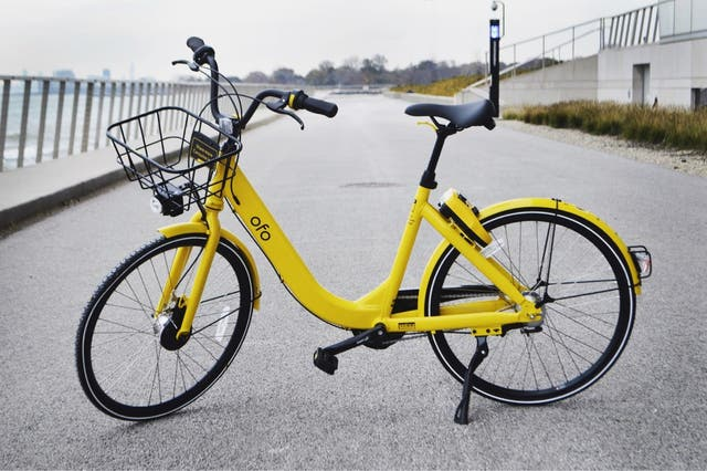 Bicicleta Ofo 70€