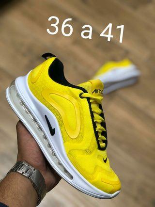 Se venden zapatillas deportivas Nike