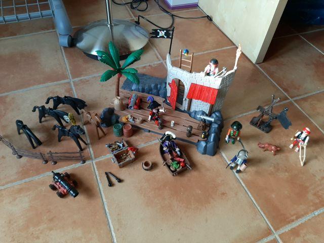Piratas Play Móvil
