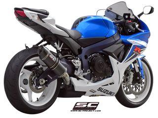 SC PROJECT SUZUKI GSX-R 600 - GSX-R 750