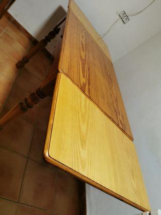 mesa expansible