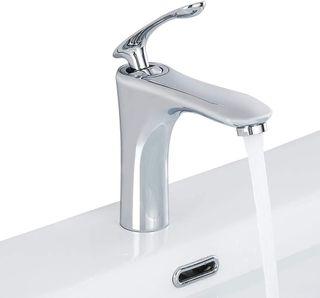 Grifo Lavabo Baño Monomando con Aireador