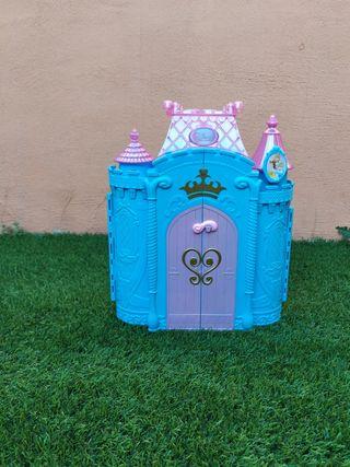 Castillo-Cama Princesas Disney