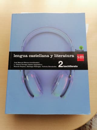 lengua castellana y literatura 2 bachillerato
