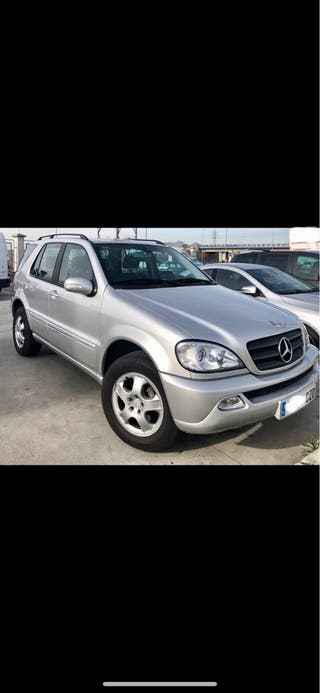 Mercedes Ml 270 cdi 106.000km