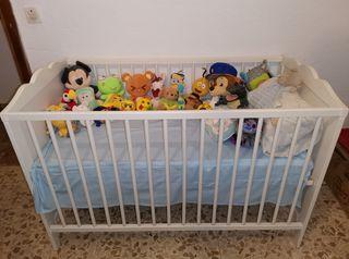 Cuarto para bebé niño/a