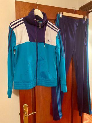 Chándal retro de Adidas