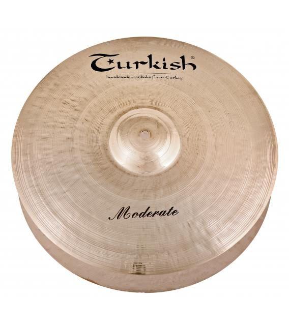Turkish Moderate Hi-Hat 14''
