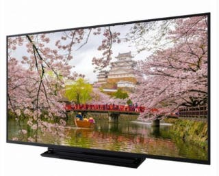 TELEVISIÓN TOSHIBA 55¨ UHD, CON WIFI, SMART TV