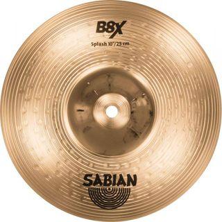 Sabian B8X Splash 10''