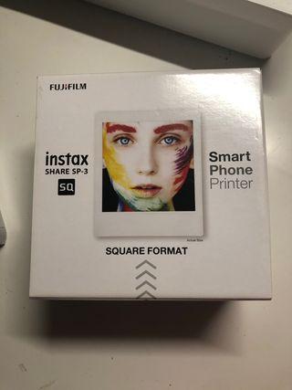Impresora Fujifilm SP3 Instax
