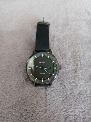 reloj citizen solar
