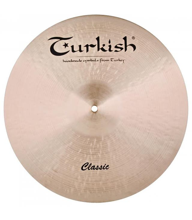 Turkish Classic Crash 16''