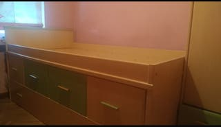 Muebles habitación juvenil
