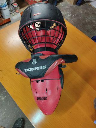 Torpedo snorkel SeaDoo