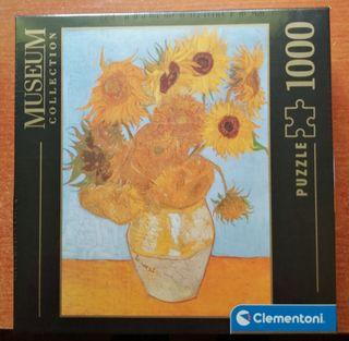 """Puzzle """"los girasoles"""" Van Gogh"""