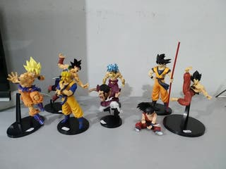 figuras dragon Ball