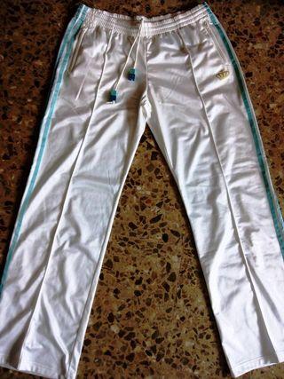 Pantalón deportivo chándal Adidas retro vintage