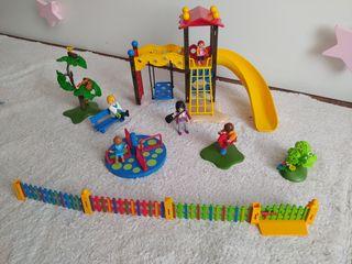 parque infantil Playmobil 5568