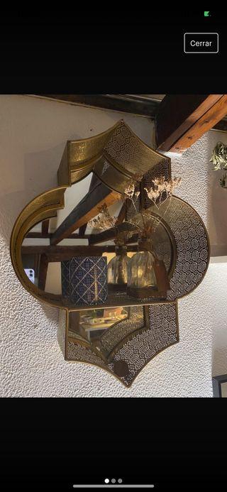 URGE Espejo arabe pared