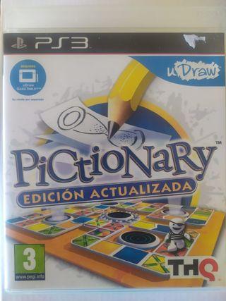 Juegos PS3 + Draw Tablet