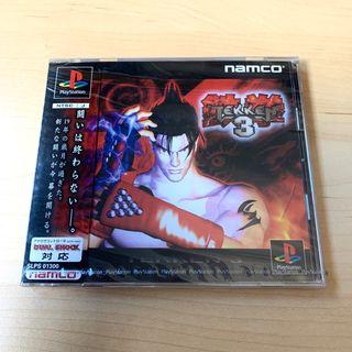 TEKKEN 3 PSX Play Station PS1 Namco