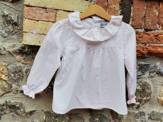Blusa plumeti rosita talla 4 años