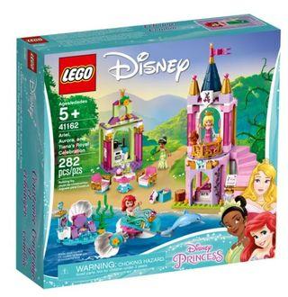 LEGO 41162 Celebración Real de Ariel, Aurora y Tia