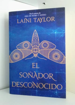 El soñador desconocido- Laini Taylor