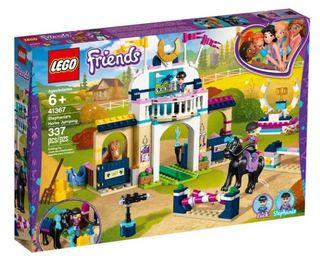 LEGO FRIENDS 41367 CONCURSO DE SALTOS STEPHANIE