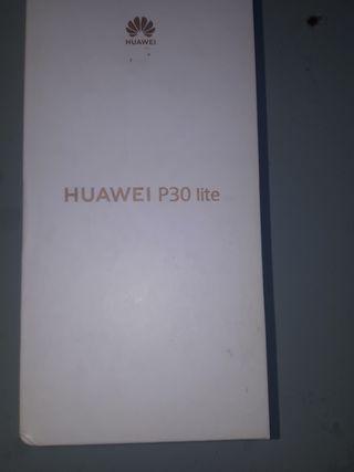 Huawei P30 lite azul
