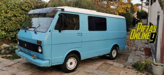 Volkswagen lt28 1985 Caravana furgon camperizada