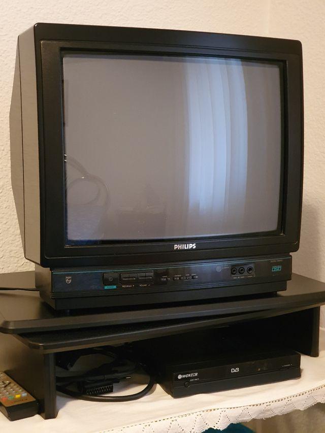 Televisión con TDT.