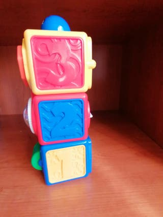 Fisher Price Cubos aplicables