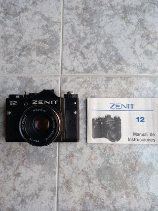 Camara de fotos vintage ZENIT 12