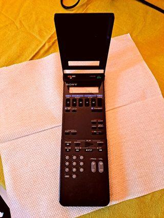 Mando VHS Sony VTR/TV RMT-V126D