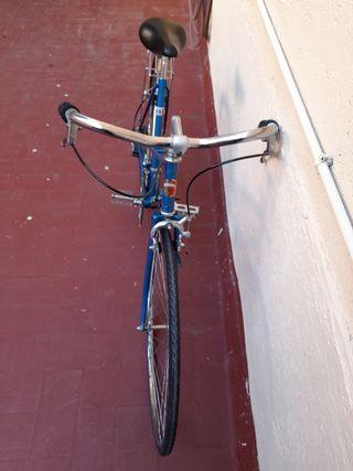 Bici paseo vintage Rabasa Derbi