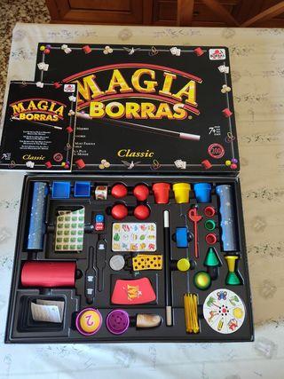 Magia Borras 200 trucos juego de mesa