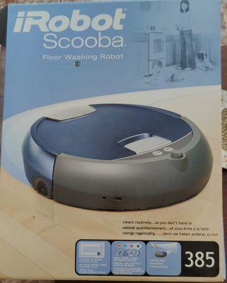 Robot Scooba