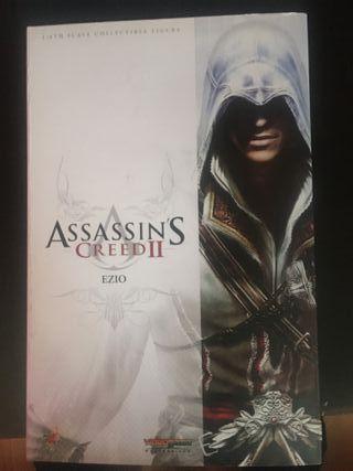 Figura de Ezio (Assasins Creed)