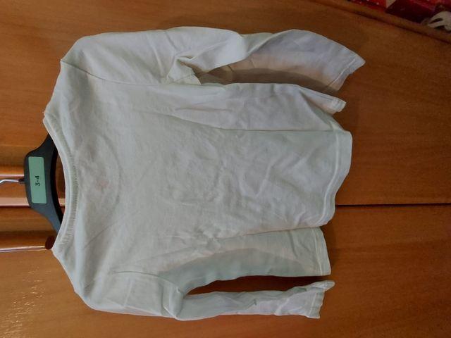 camiseta mangas larga
