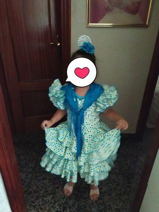 Vestido Gitana